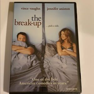 DVD: The Break-Up (new/sealed). Condition is new.